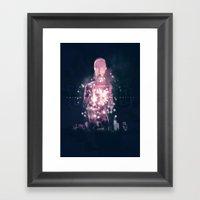 Ufo Framed Art Print