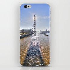On Edge iPhone & iPod Skin