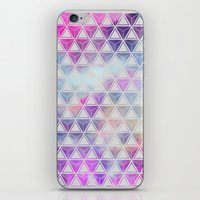 Geo Dream Three iPhone & iPod Skin
