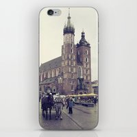 Krakow iPhone & iPod Skin
