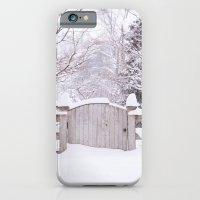 Snow Gate  iPhone 6 Slim Case