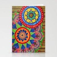 Mandalas 1 Stationery Cards