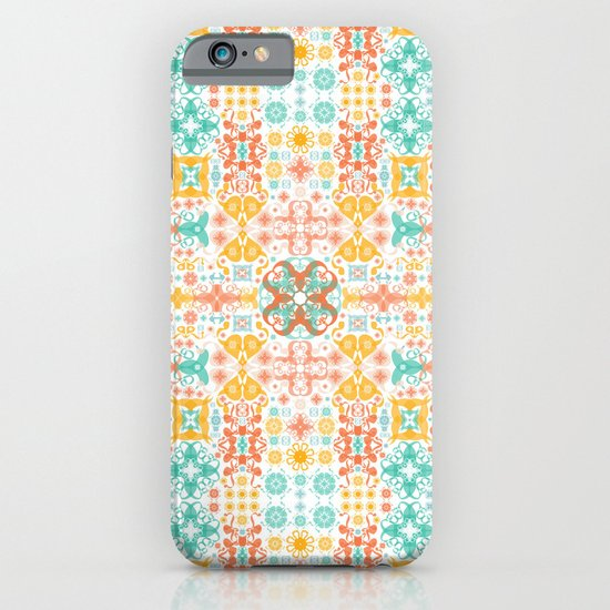 Las Flores iPhone & iPod Case