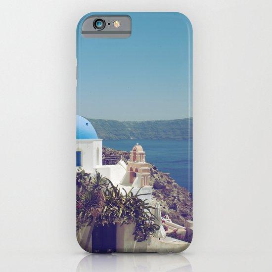 Santorini Door VI iPhone & iPod Case