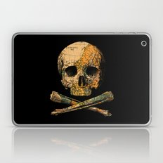 Treasure Map Skull Wande… Laptop & iPad Skin