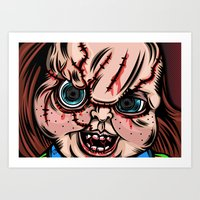 Let's Play! Art Print
