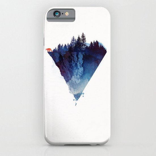 Near to the edge iPhone & iPod Case