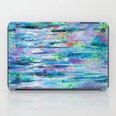 Silver Rain iPad Case