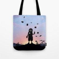 Joker Kid Tote Bag