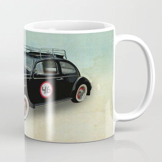 Number 46 -VW Beetle Mug