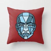 SMBB88 Throw Pillow