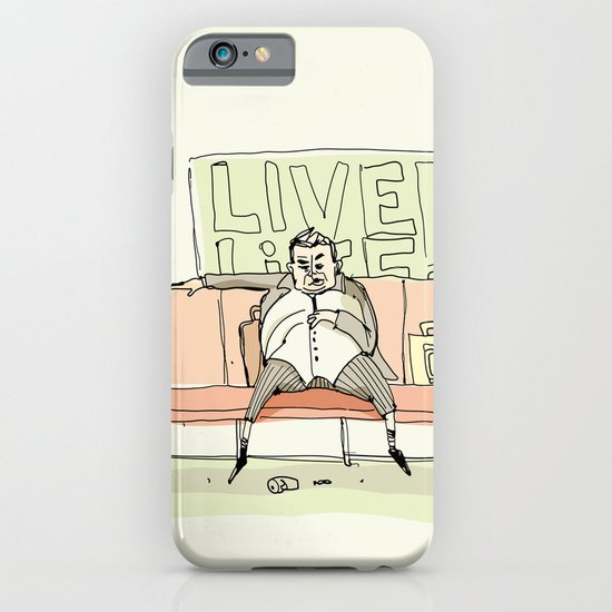 Live Life iPhone & iPod Case