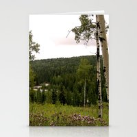 Spring in WaterValley Stationery Cards