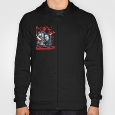 Where the Slashers Are (Grayscale) Hoody