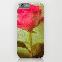 Vintage Rose iPhone 6 Slim Case