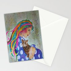 Love Flows Stationery Cards