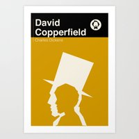 David Copperfield  Art Print