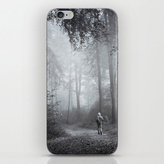 seeking silence iPhone & iPod Skin