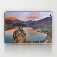 Lenticular Clouds At The… Laptop & iPad Skin