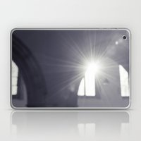 blurred faith... Laptop & iPad Skin
