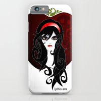 iPhone & iPod Case featuring Poison Apple by Zygamora