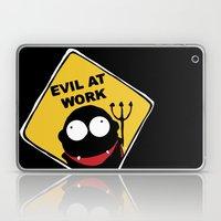 Evil at Work Laptop & iPad Skin