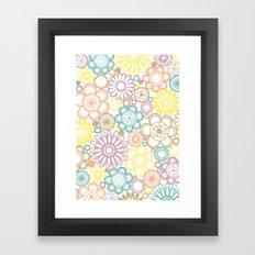 BOLD & BEAUTIFUL serene Framed Art Print