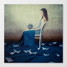 My Dreams Canvas Print