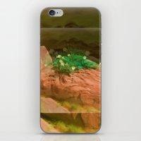 Datura Cavern iPhone & iPod Skin