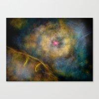 Orion Snapshot Canvas Print