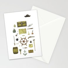 Pirated Stationery Cards