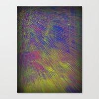 Zoomy Canvas Print