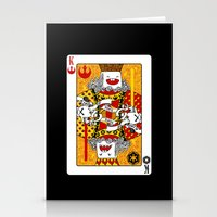King of Toys Stationery Cards