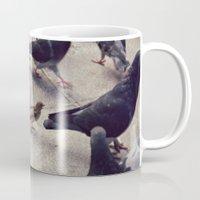 I envy birds Mug
