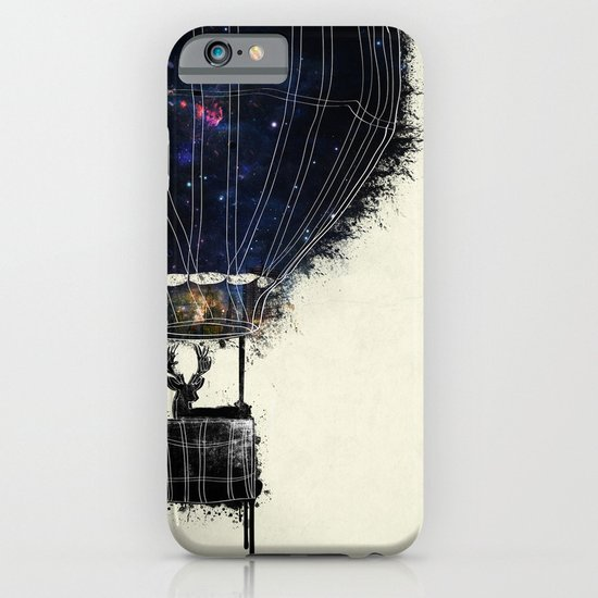 Journey to the Woodlands iPhone & iPod Case