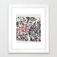 PHOTO Of A JUNGLE Framed Art Print