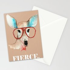 Did You Say Fierce? Stationery Cards