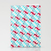 Diagonal Stationery Cards