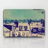 Roofs iPad Case