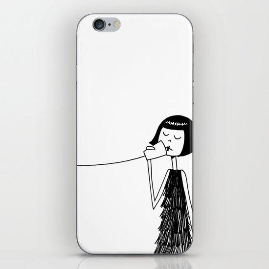 Eloise and Ramona play telephone - Part 2 iPhone & iPod Skin