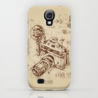 Galaxy S4 Cases featuring Moment Catcher by Enkel Dika