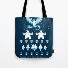 Such an Ice Sweater Tote Bag