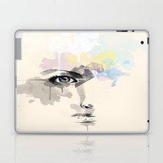 Beyond Her Tears  Laptop & iPad Skin