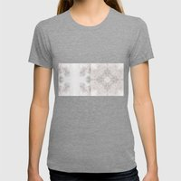 Us Womens Fitted Tee Tri-Grey SMALL