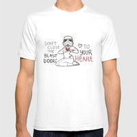 SEXY STORMTROOPER Mens Fitted Tee White SMALL