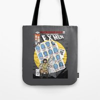 Game of Future Past Tote Bag