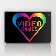love video games Laptop & iPad Skin