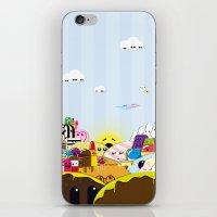 SF Sweet Jar iPhone & iPod Skin