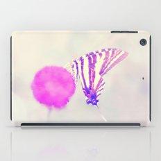 Butterfly Bokeh iPad Case