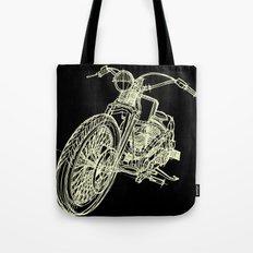 MOTOR BLACK Tote Bag